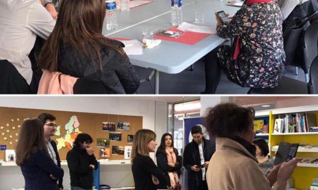 Kick off Meeting in Albacete